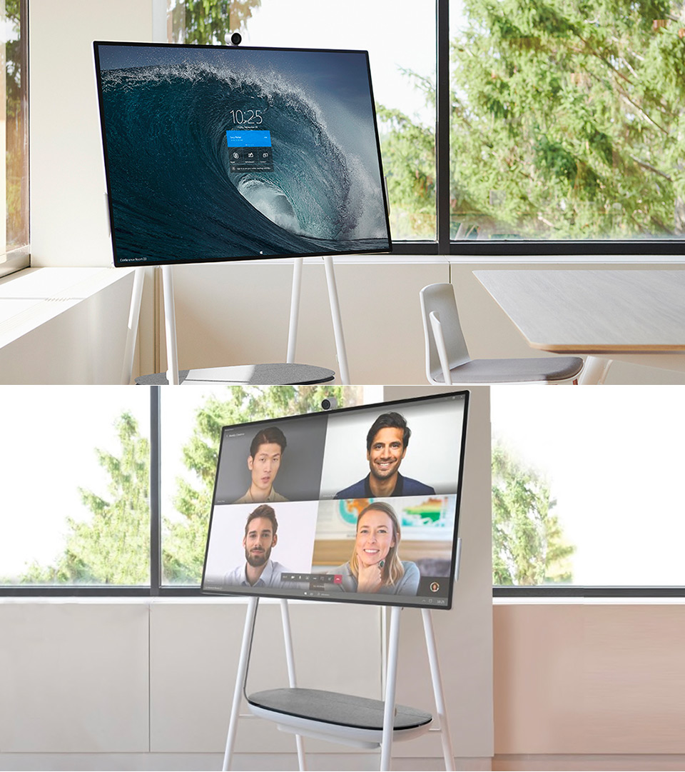 Microsoft Surface Hub 2S 2X