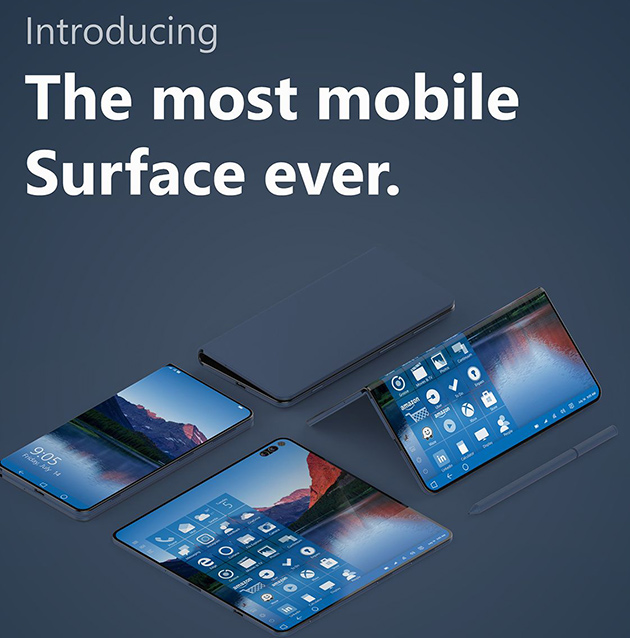 Microsoft Surface Note