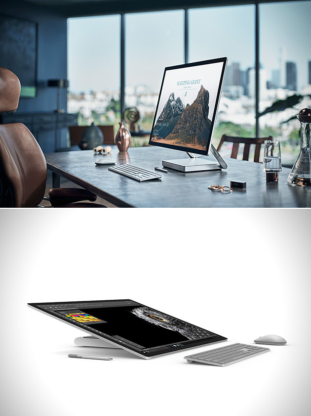 Microsoft Surface Studio All-in-One
