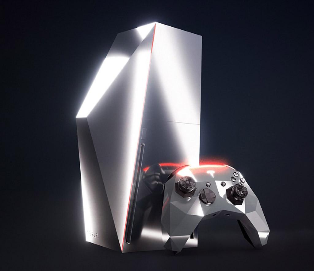 Microsoft Tesla Cybertruck Xbox Series  X
