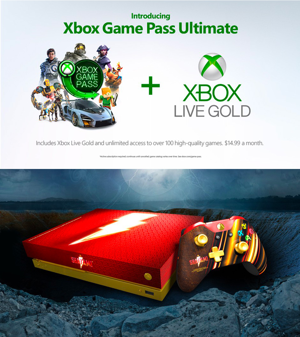 Microsoft Game Pass Ultimate E3