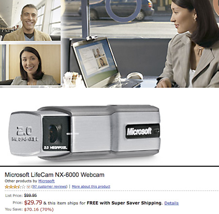 LIFECAM NX6000 WINDOWS 8 DRIVERS DOWNLOAD