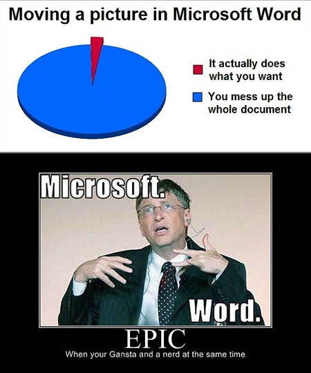 microsoft word funny