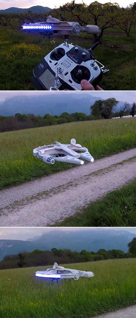 Millennium Falcon MK.II