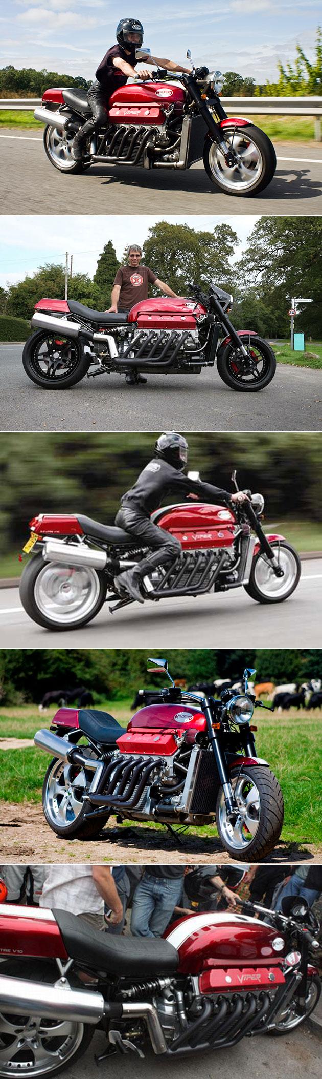 Millyard Viper V10 Motorcycle