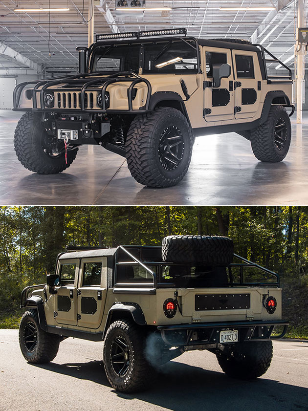 mil spec baja hummer h1 launch edition is a street legal military humvee powered by a 500hp. Black Bedroom Furniture Sets. Home Design Ideas