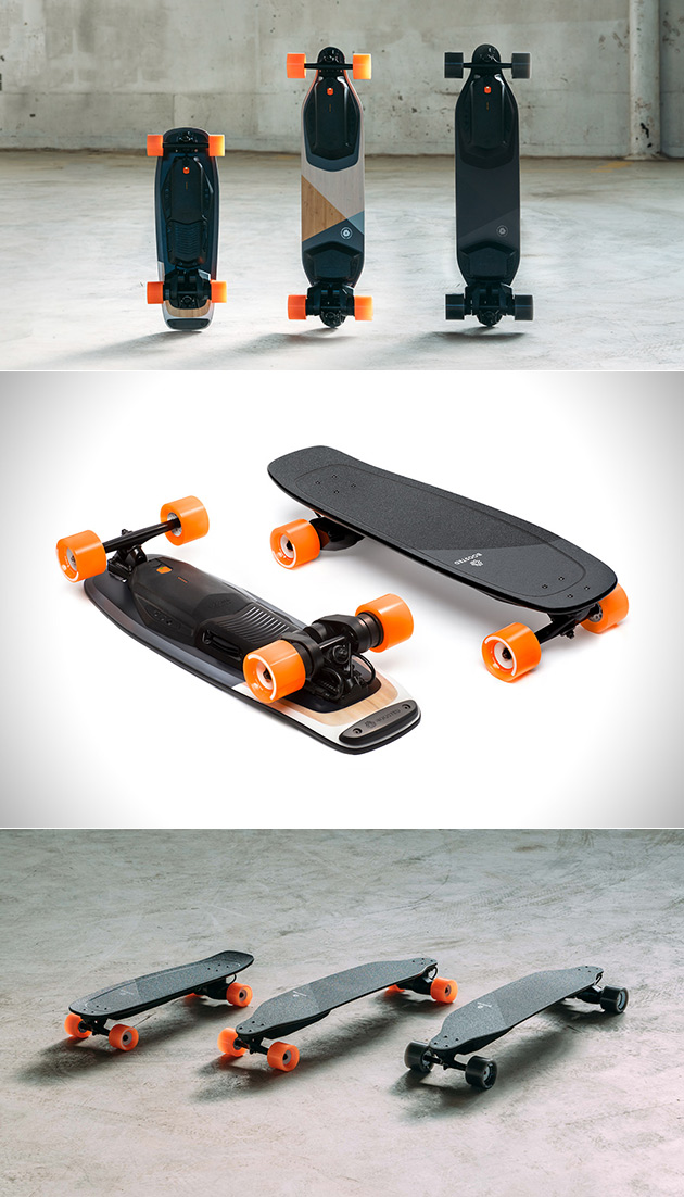 Mini Boosted Board