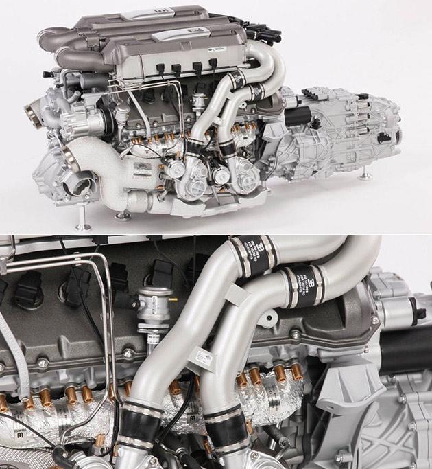 Mini Chiron Engine