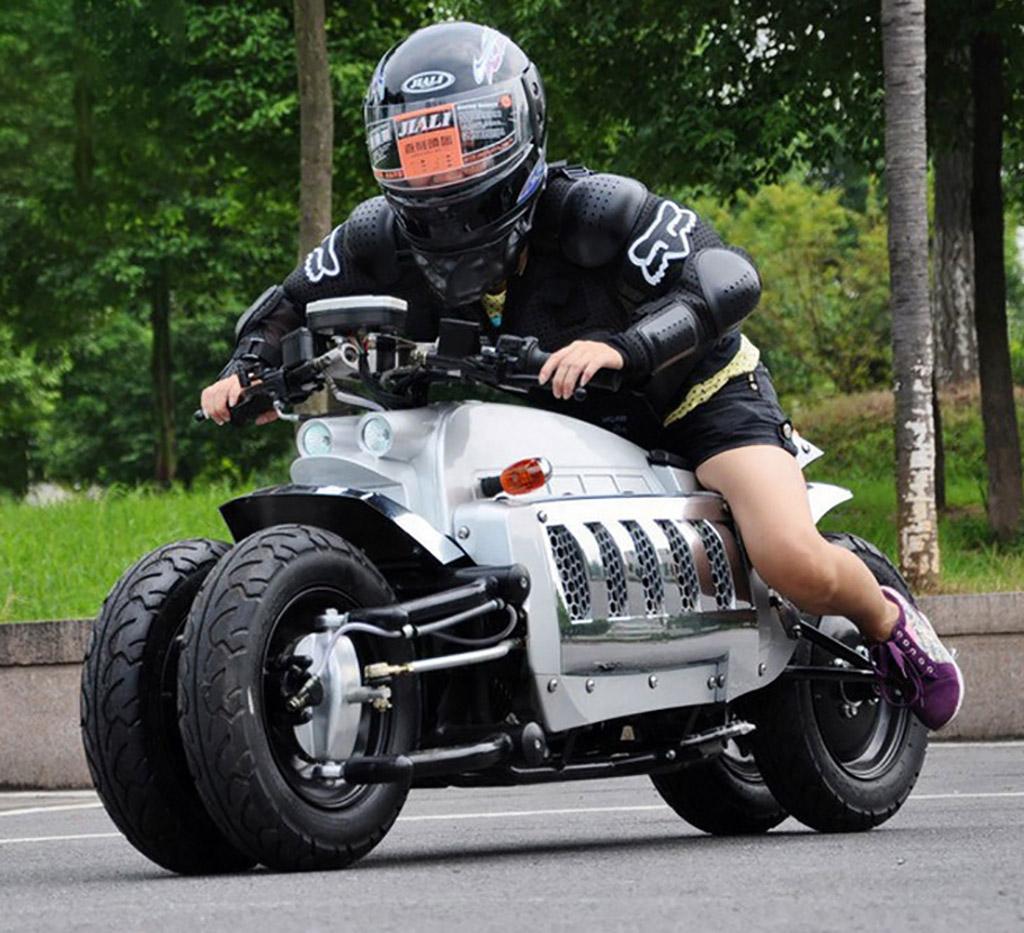 Dodge Tomahawk Motorcycle Replica