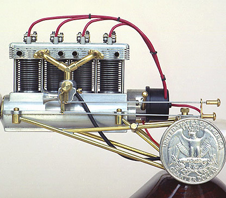 5 Incredible Miniature Engines That Actually Work Techeblog