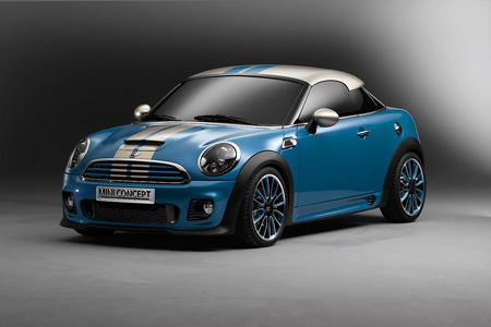 Mini Coupe Concept Konzept
