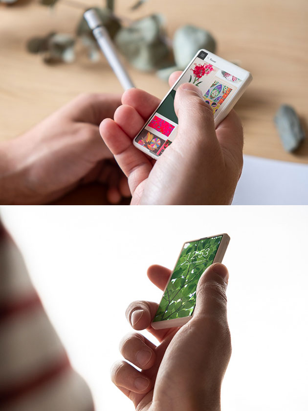 Minima Smartphone