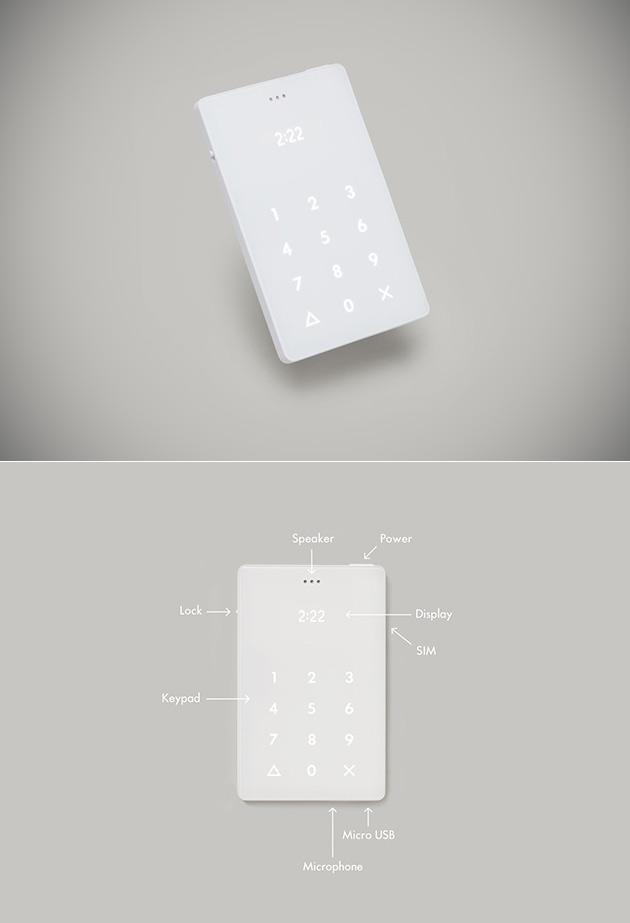Minimalist Light Phone
