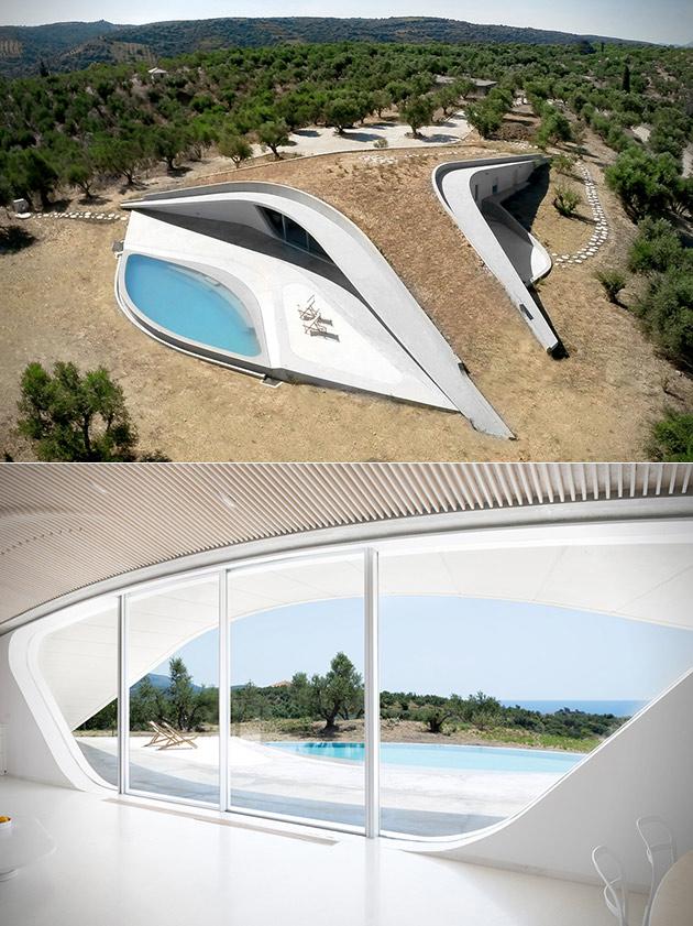Villa Ypsilon