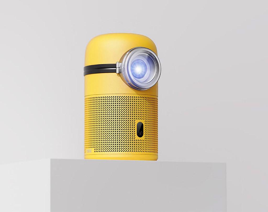 Minions Smart Projector