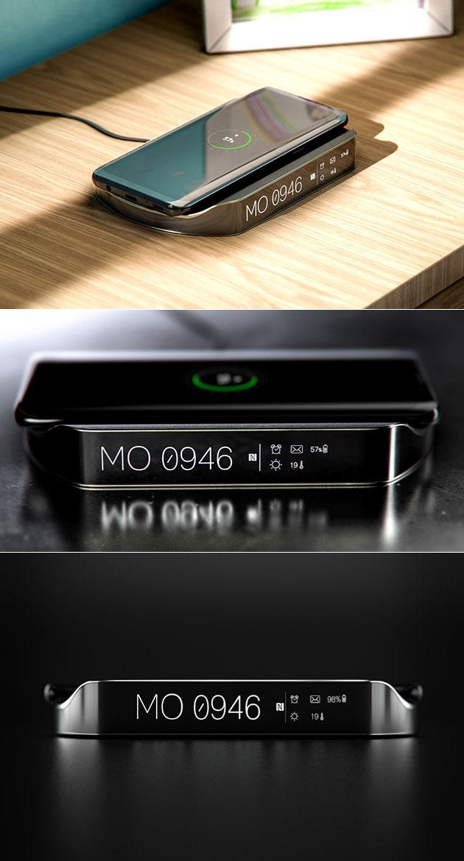 MIROR Alarm Clock