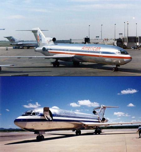 Missing Boeing 727-223