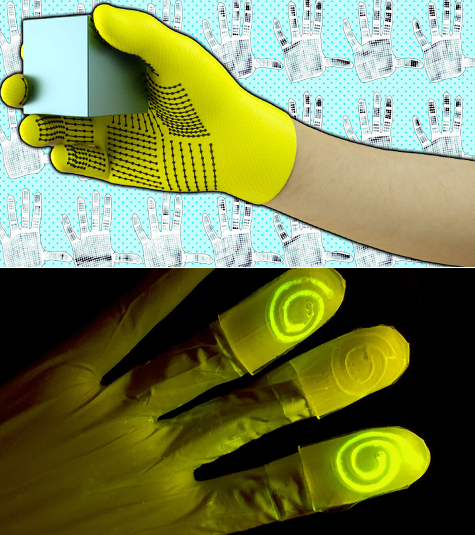 MIT Artificial Intelligennce Vision Touch