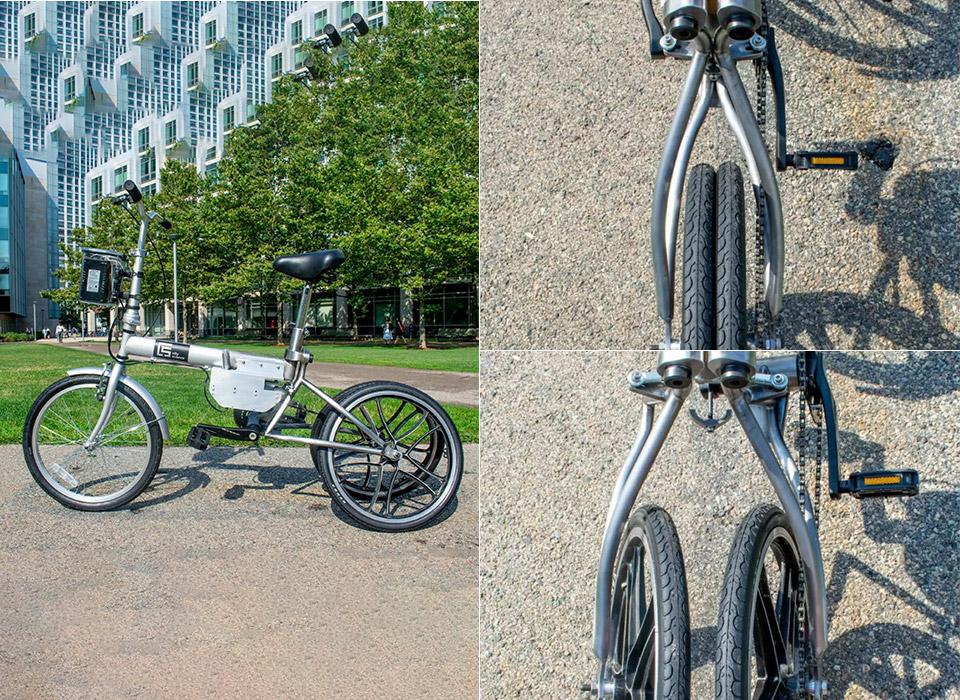 MIT Autonomous Bike
