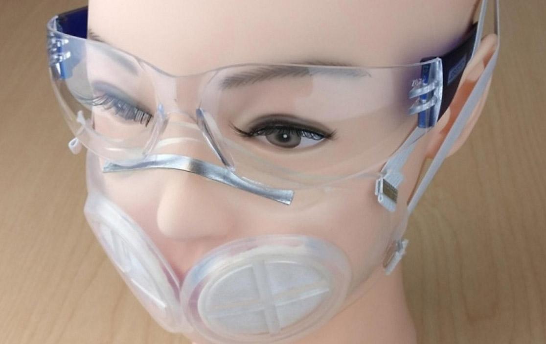 MIT N95 Face Mask iMASC