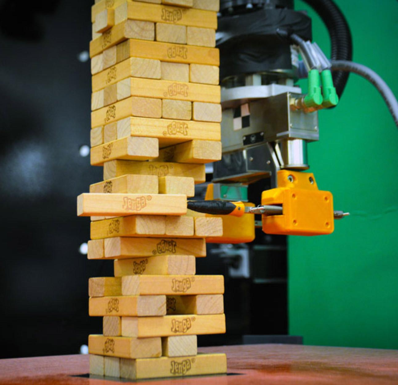 MIT Robot Jenga