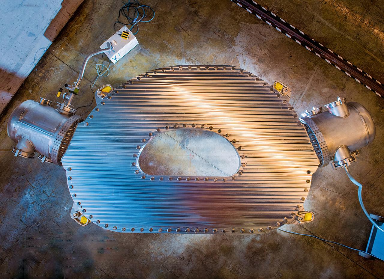 MIT Strongest Fusion Magnet SPARC