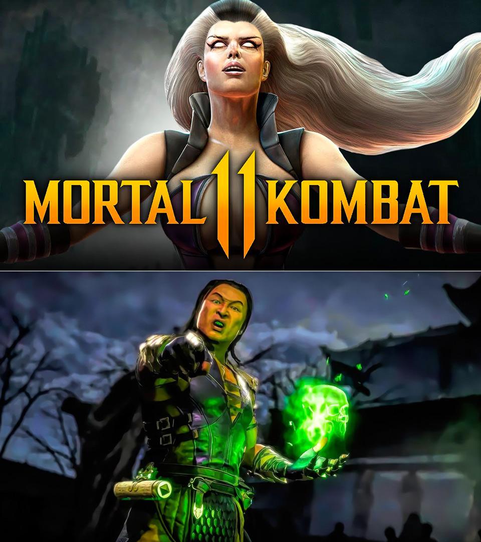 Mortal Kombat 11 Spawn Shang Tsung