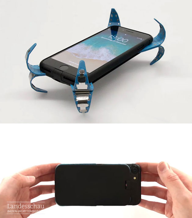 Mobile Airbag Smartphone