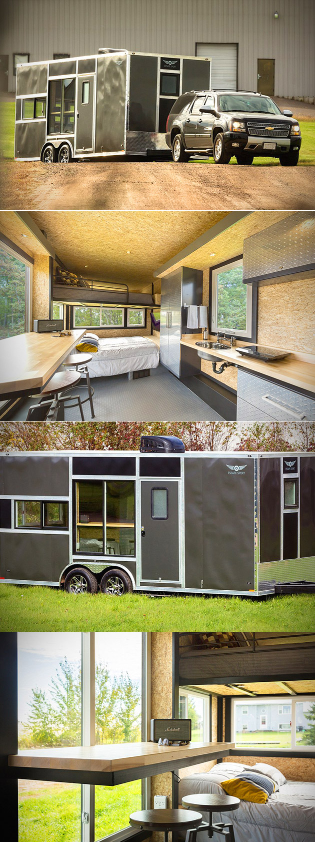 Mobile Man Cave