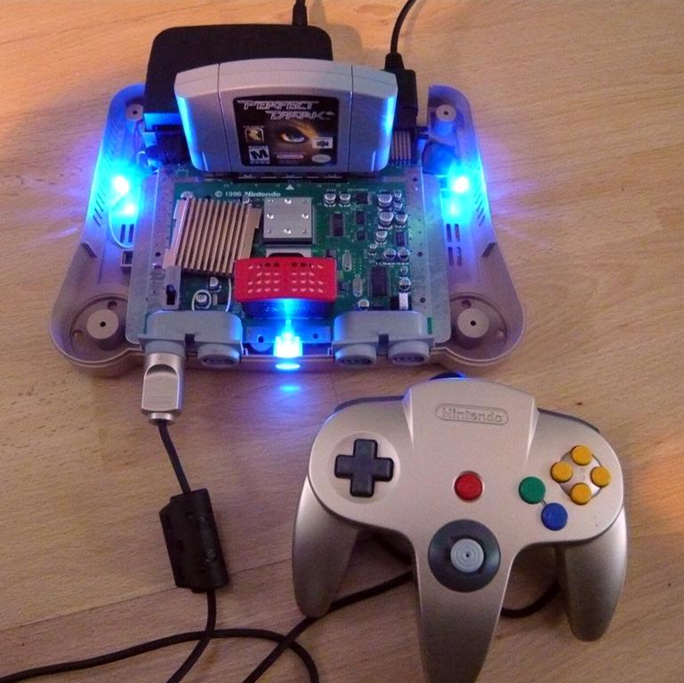 Modded N64