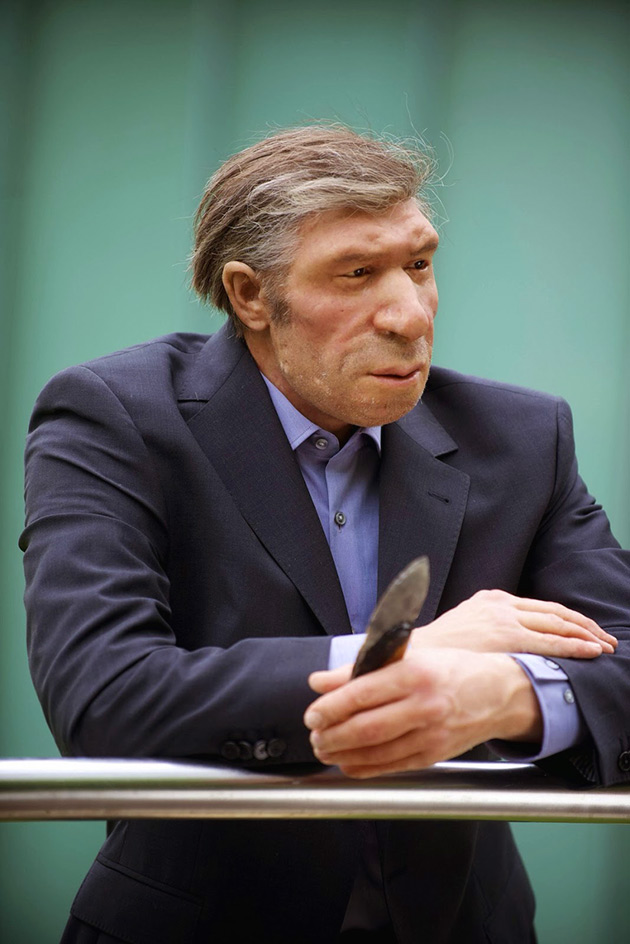 Modern Neanderthal