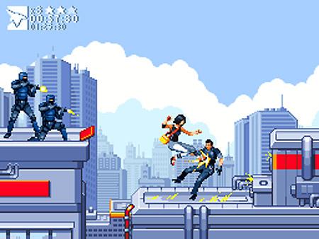 Moderne Spiele 18 moderne spiele demade in 8 bit 16 bit classics technologie