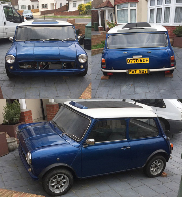 Modified Austin Mini