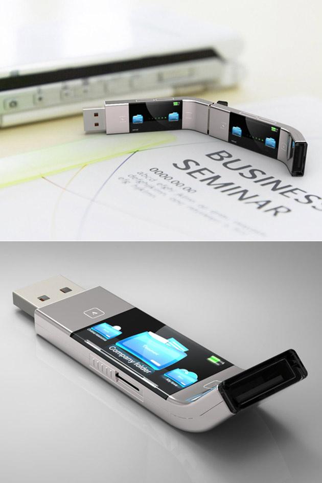 Modular USB Stick