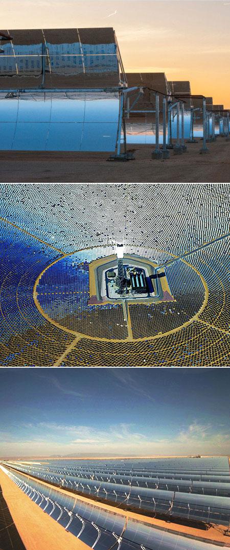 Mojave Solar Power