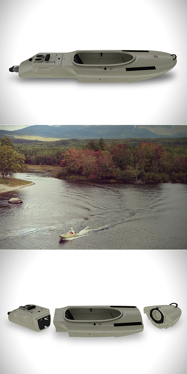 Mokai Kayak