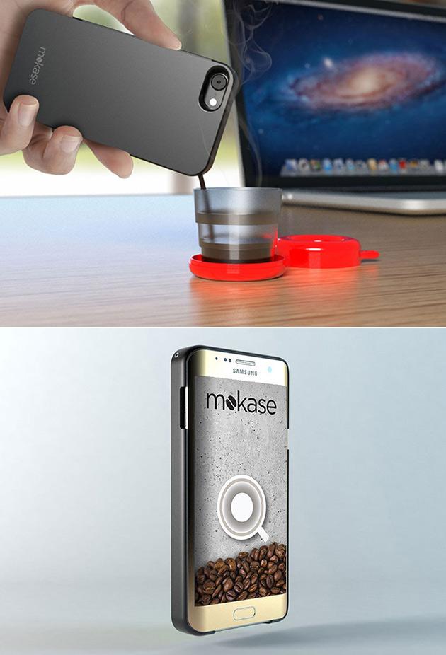 Mokase Espresso Smartphone