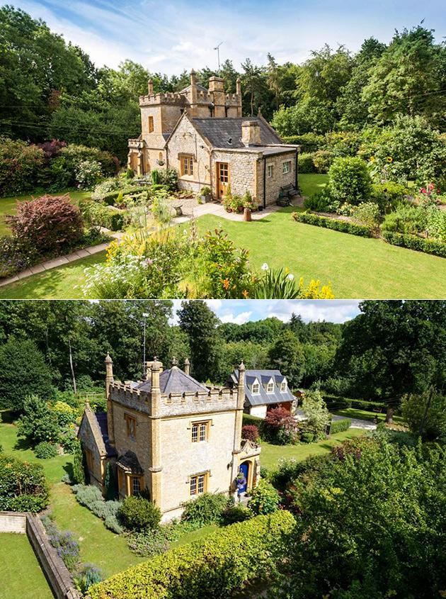 England's Smallest Castle