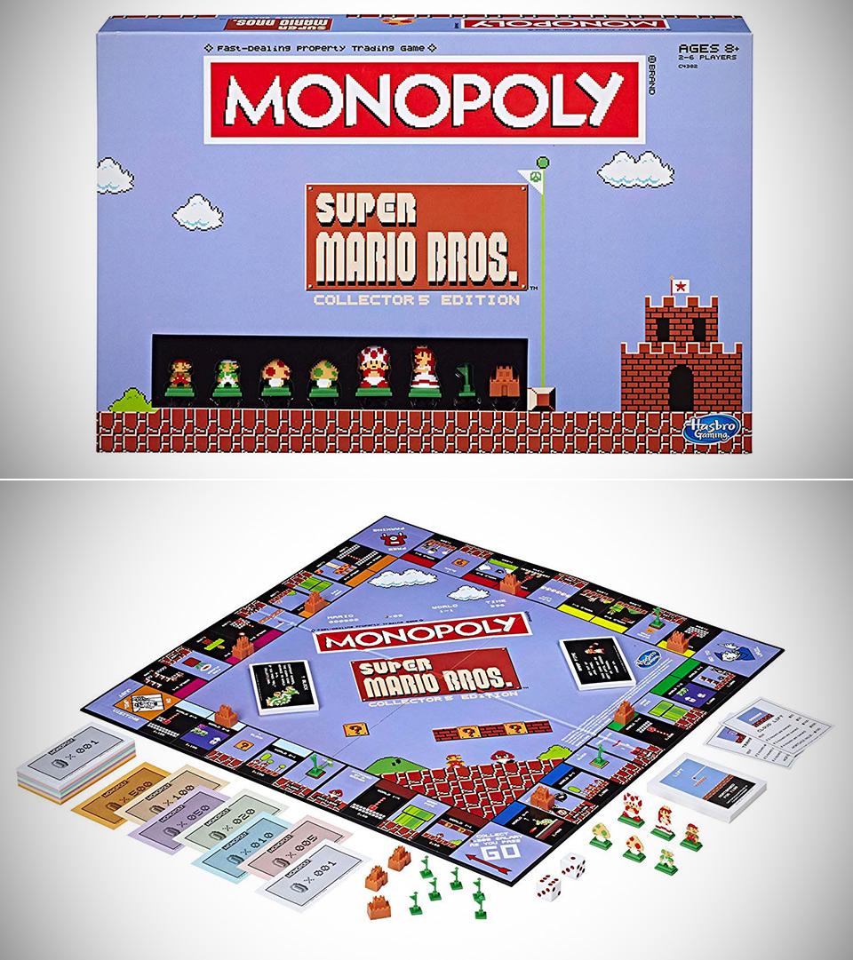 Monopoly Super Mario Bros.