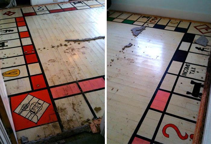 Monopoly Floor