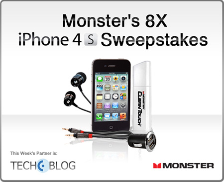 Giveaway iphone 4 accessory