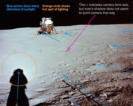 5 Reasons Why People Think The Moon Landings Are A Hoax