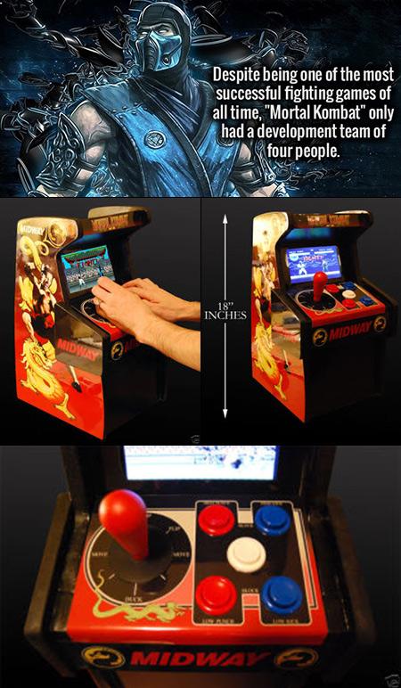 Mortal Kombat Development