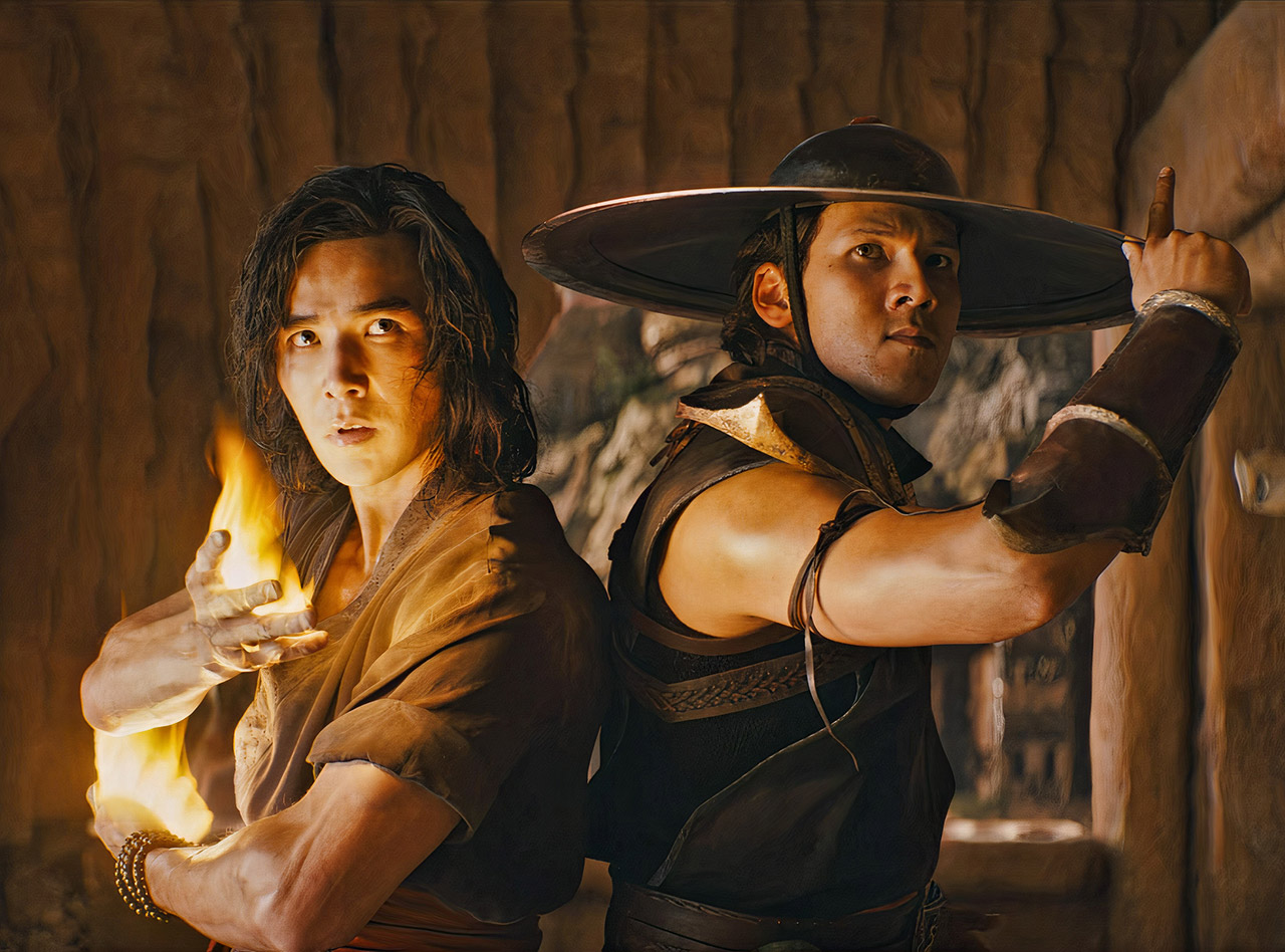 Mortal Kombat Movie 2021 Trailer