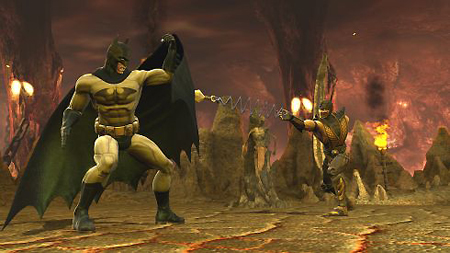 Mortal Kombat DC Universe