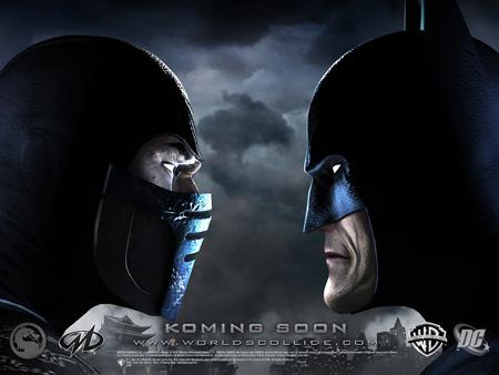 Mortal Kombat vs DC