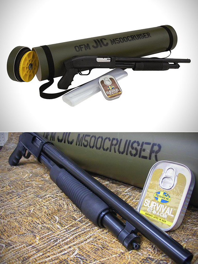 Mossberg Just in Case