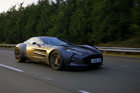Top 5 Most Expensive Super Cars Of 2012