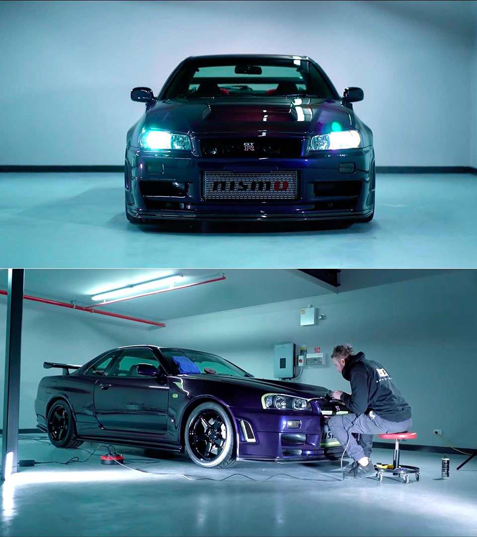 Most Expensive Nissan GTR