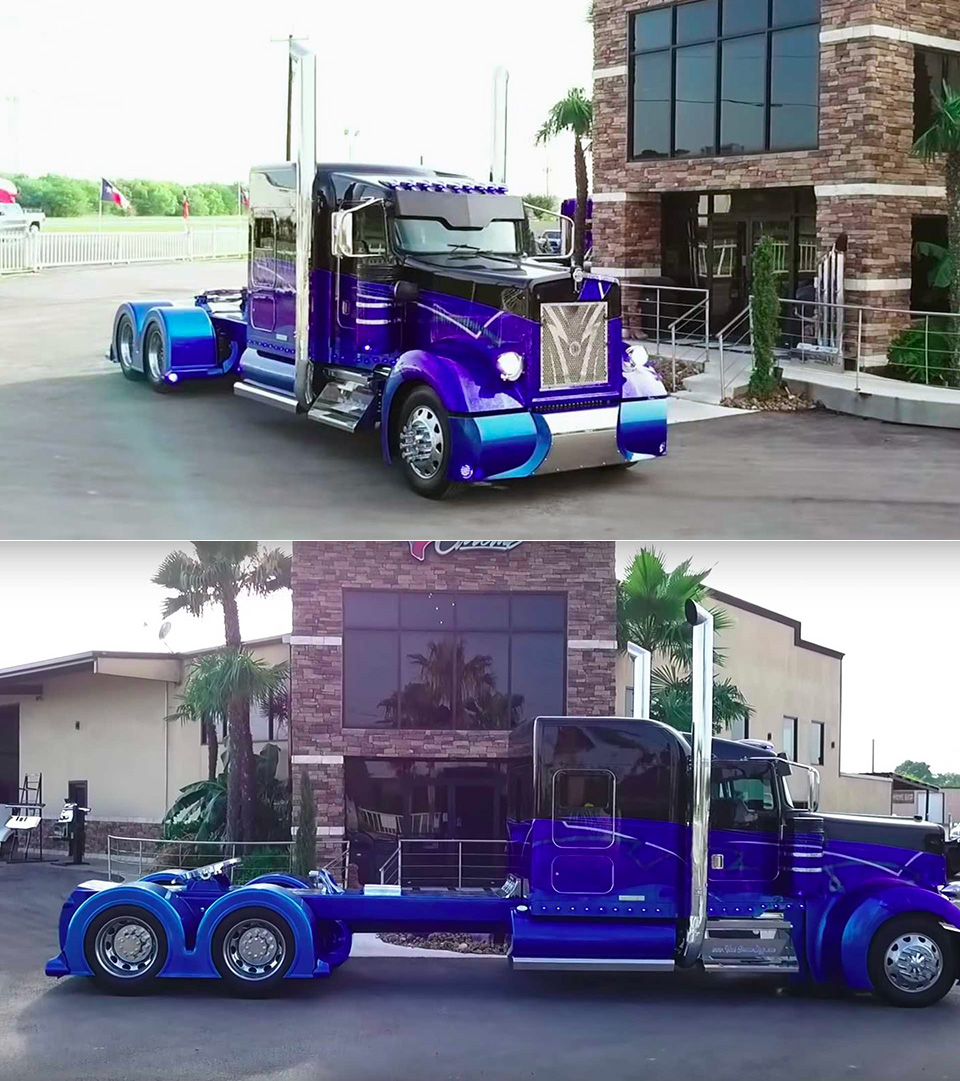 Most Modified Truck
